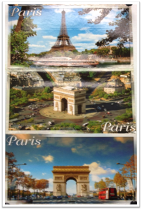 Post Cards From Paris
