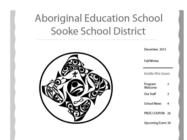 Aboriginal Education Letter