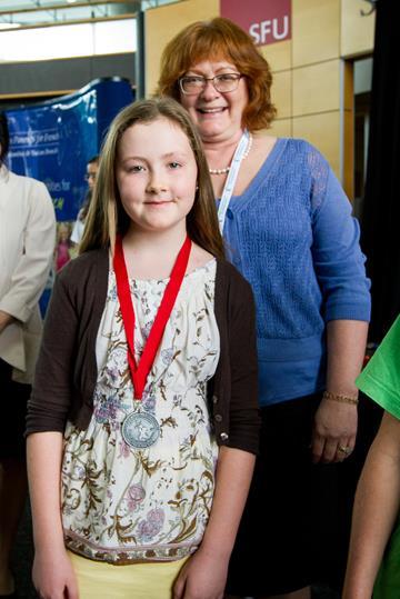 Hannah Clarke, Grade 6 Early Immersion, John Stubbs Memorial School