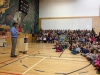 Student Assembly to Unveil the Jaguar Mural